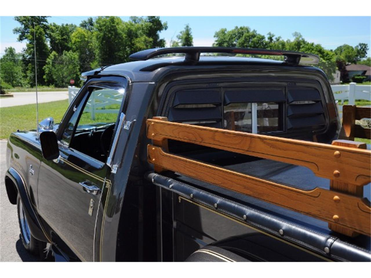 Large Picture of 1977 Pickup Offered by Hanksters Muscle Cars - L5P0