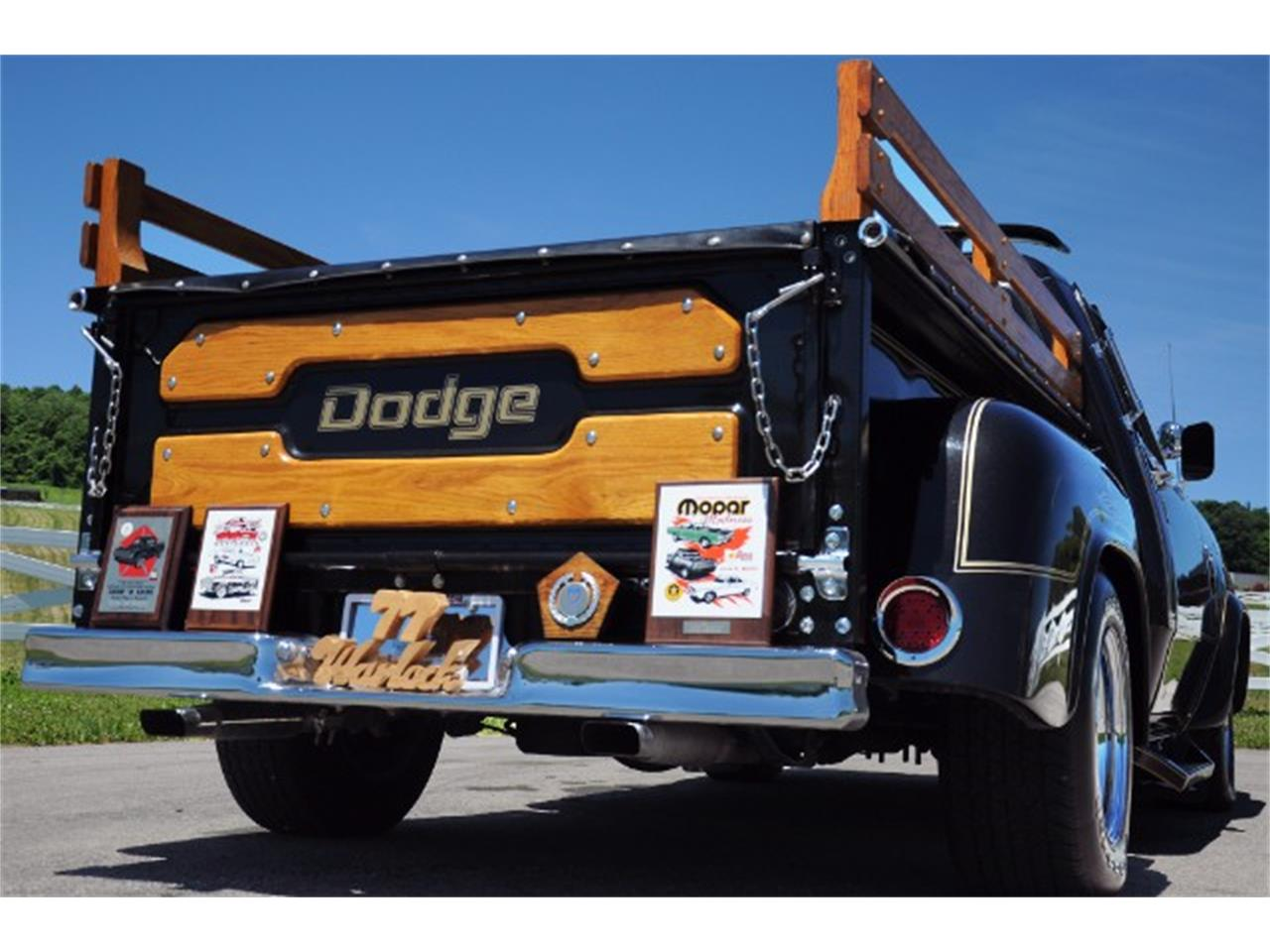 Large Picture of 1977 Dodge Pickup Offered by Hanksters Muscle Cars - L5P0