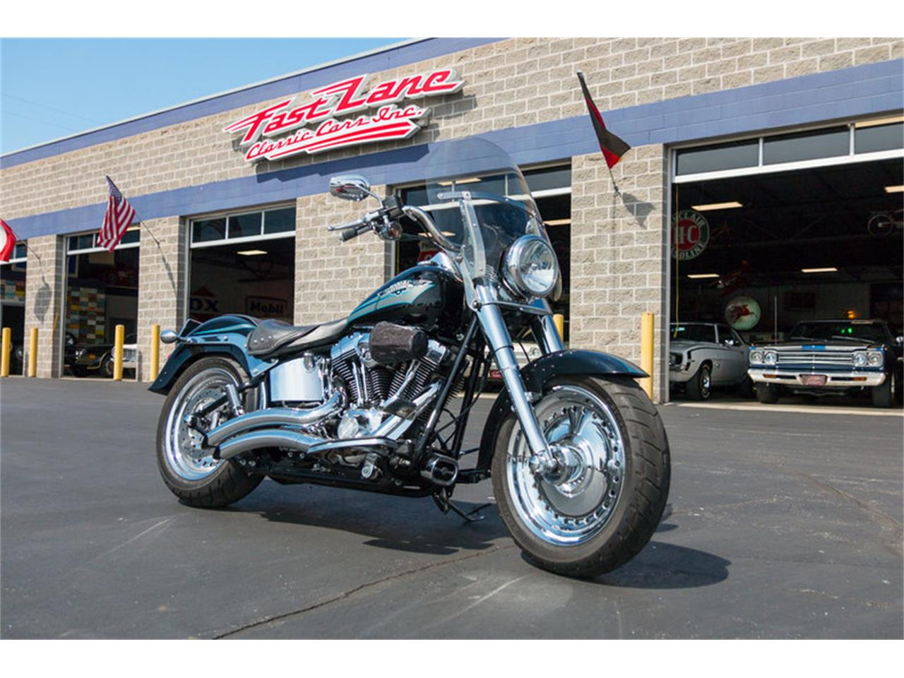 Large Picture of 2009 Fat Boy located in Missouri - $10,995.00 - L5P2