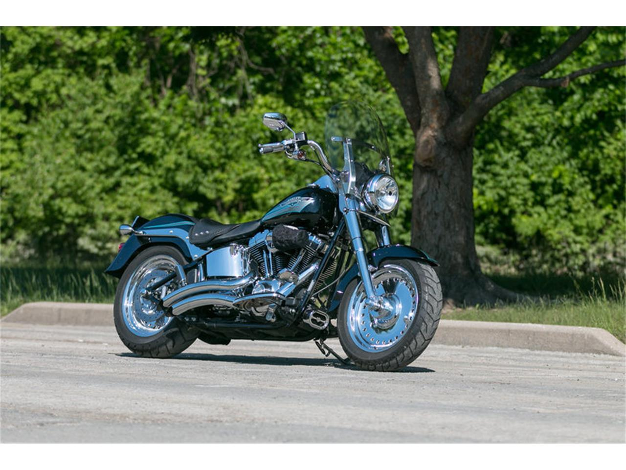 Large Picture of 2009 Fat Boy located in Missouri Offered by Fast Lane Classic Cars Inc. - L5P2