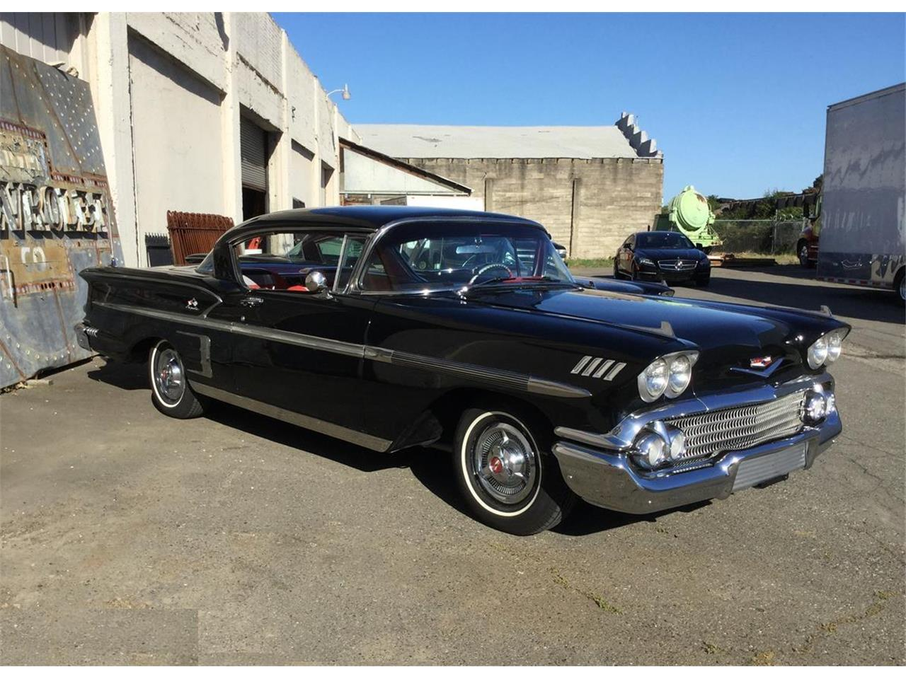 Large Picture of '58 Impala - L0Q7