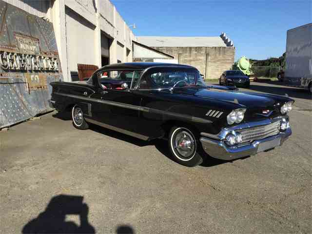Picture of '58 Impala - L0Q7