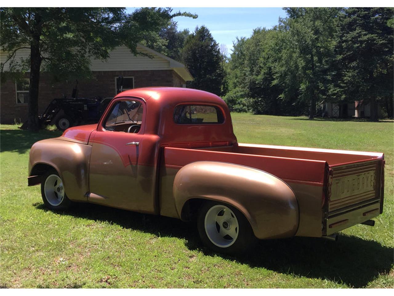 1949 studebaker pickup for sale cc 987222. Black Bedroom Furniture Sets. Home Design Ideas