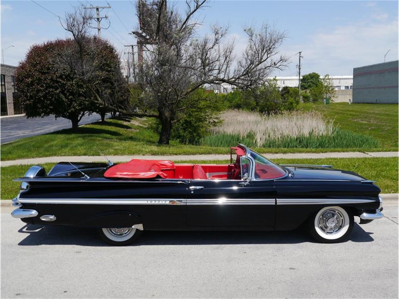 Large Picture of '59 Impala - L5QZ