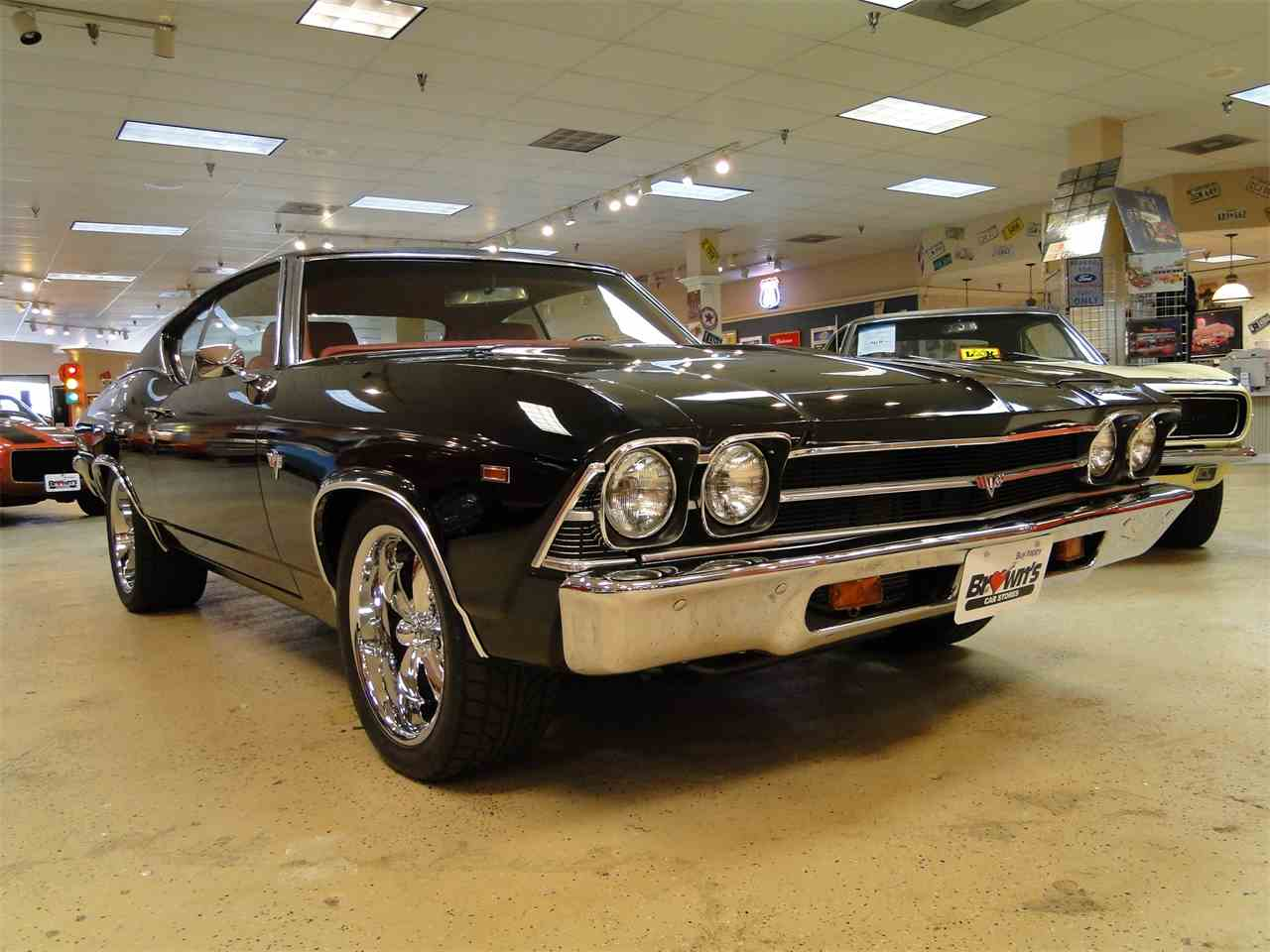Large Picture of '69 Chevelle - L5RB