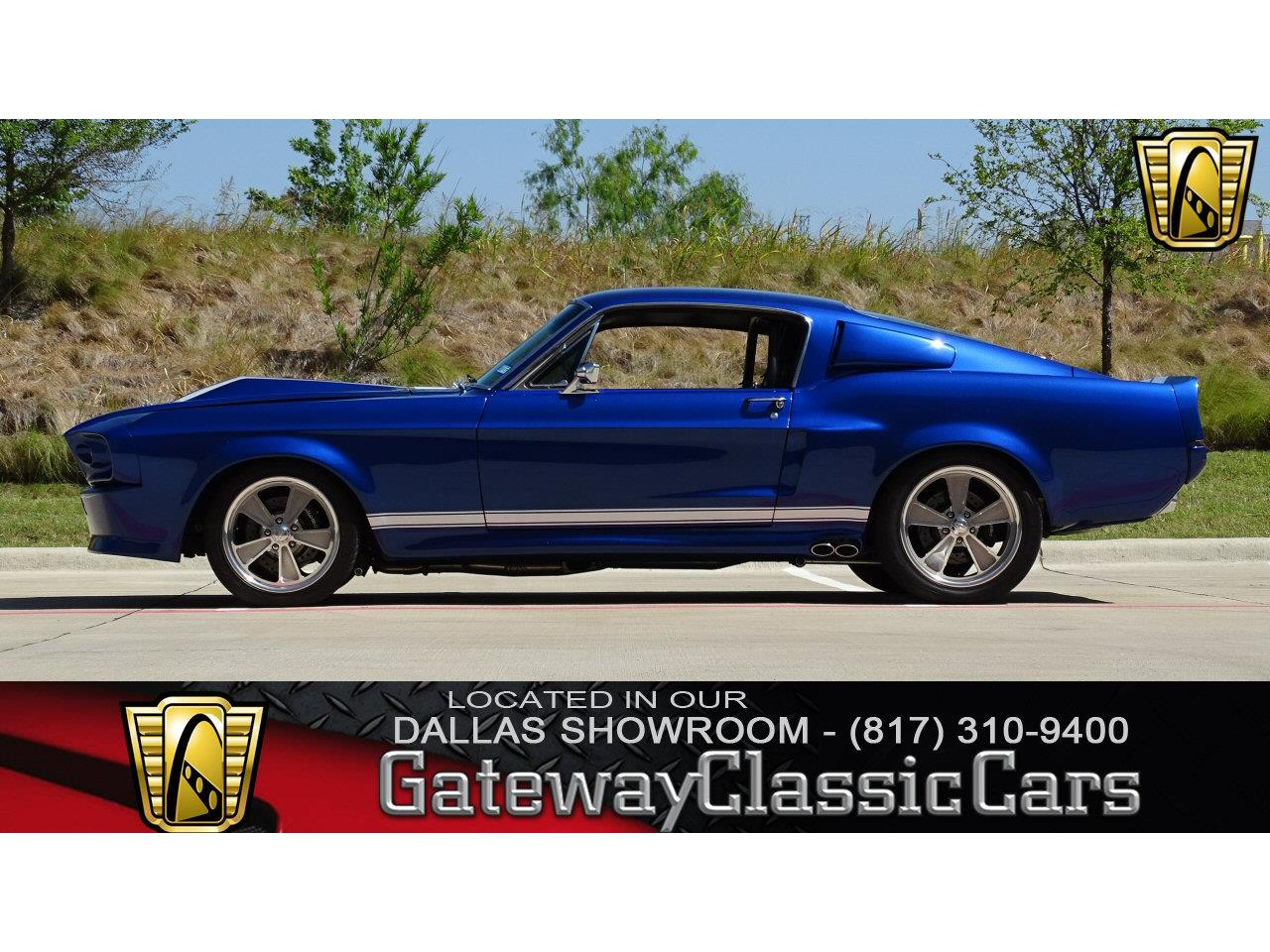 Large Picture of '67 Mustang - $79,000.00 Offered by Gateway Classic Cars - Dallas - L5RP