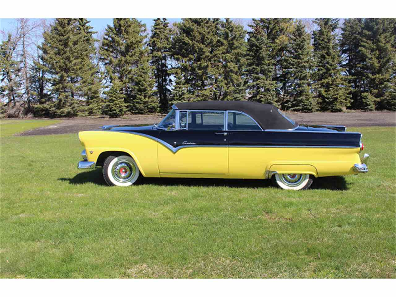 1955 Ford Fairlane Sunliner for Sale | ClassicCars.com | CC-980726
