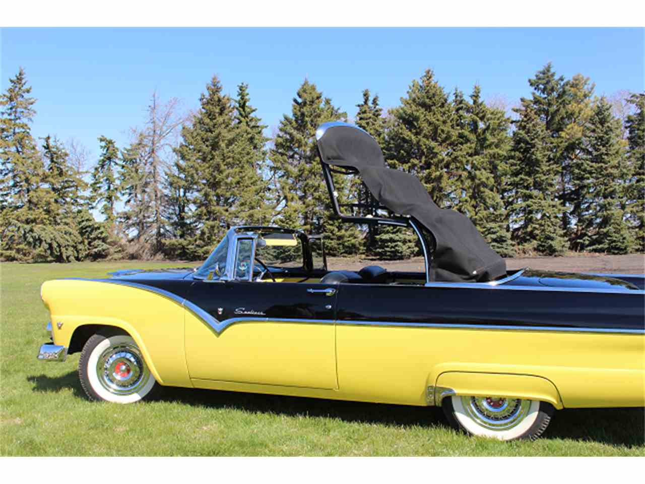 1955 Ford Fairlane Sunliner for Sale   ClassicCars.com   CC-980726