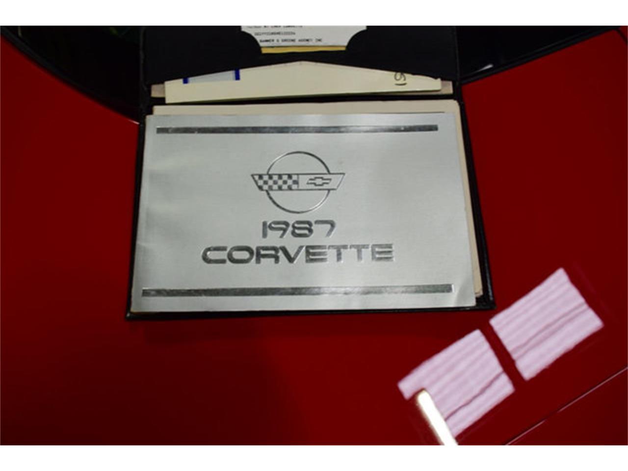 Large Picture of '87 Corvette - L5SF