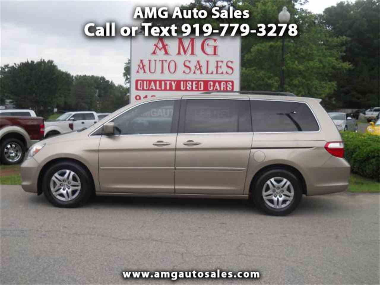 Large Picture of '06 Odyssey Offered by AMG Auto Sales - L5SG