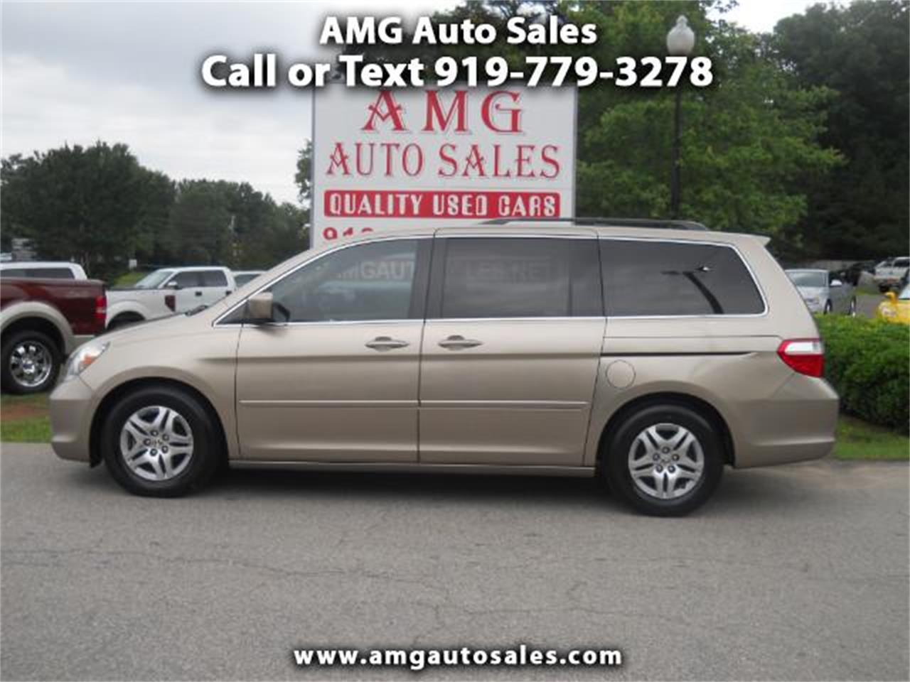 Large Picture of 2006 Odyssey located in Raleigh North Carolina Offered by AMG Auto Sales - L5SG
