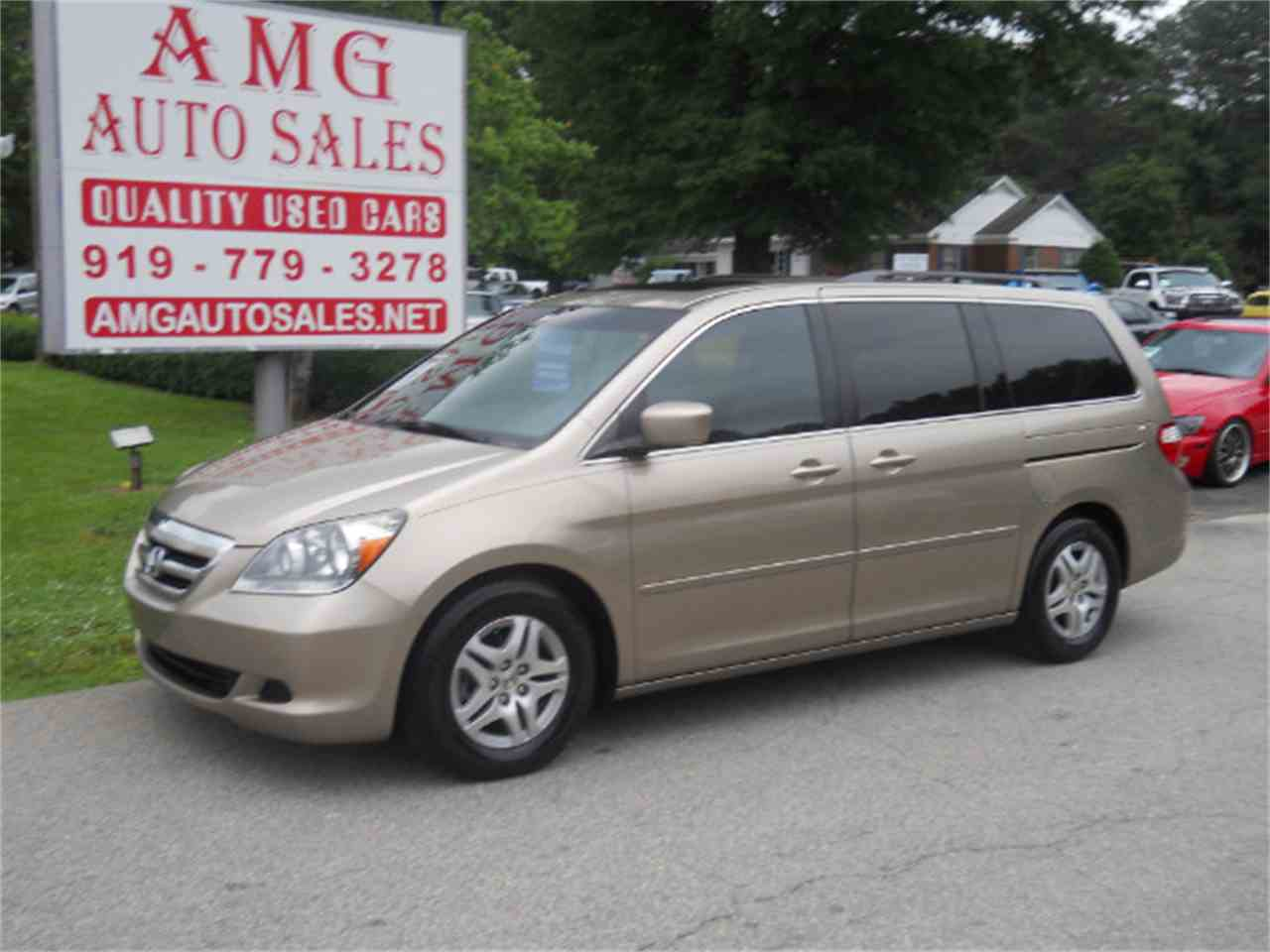 Large Picture of 2006 Odyssey Offered by AMG Auto Sales - L5SG