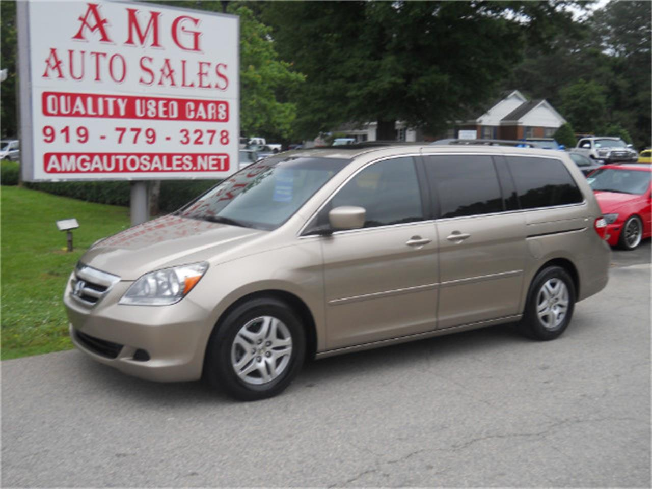 Large Picture of '06 Honda Odyssey - L5SG