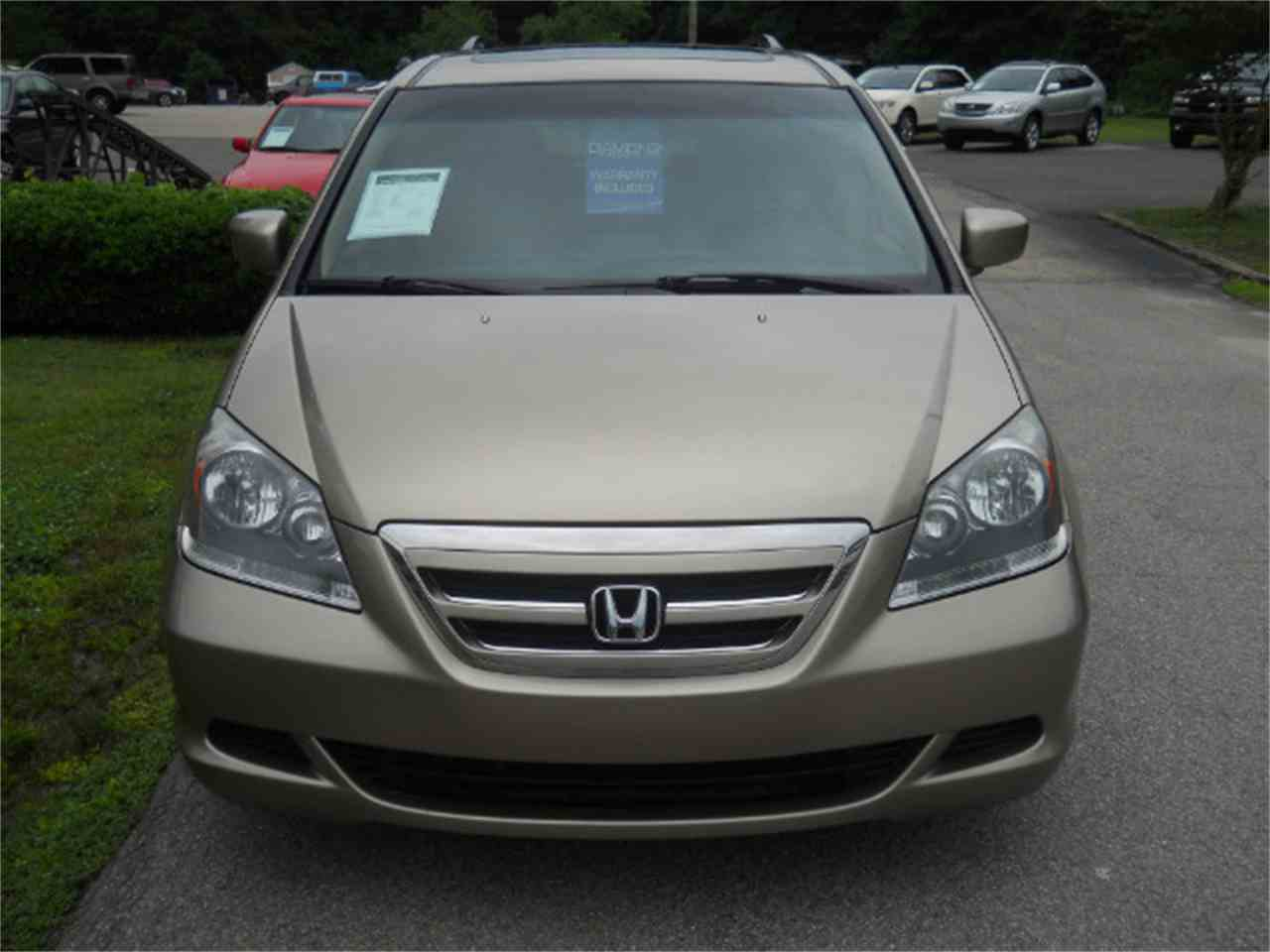 Large Picture of 2006 Honda Odyssey located in Raleigh North Carolina - L5SG
