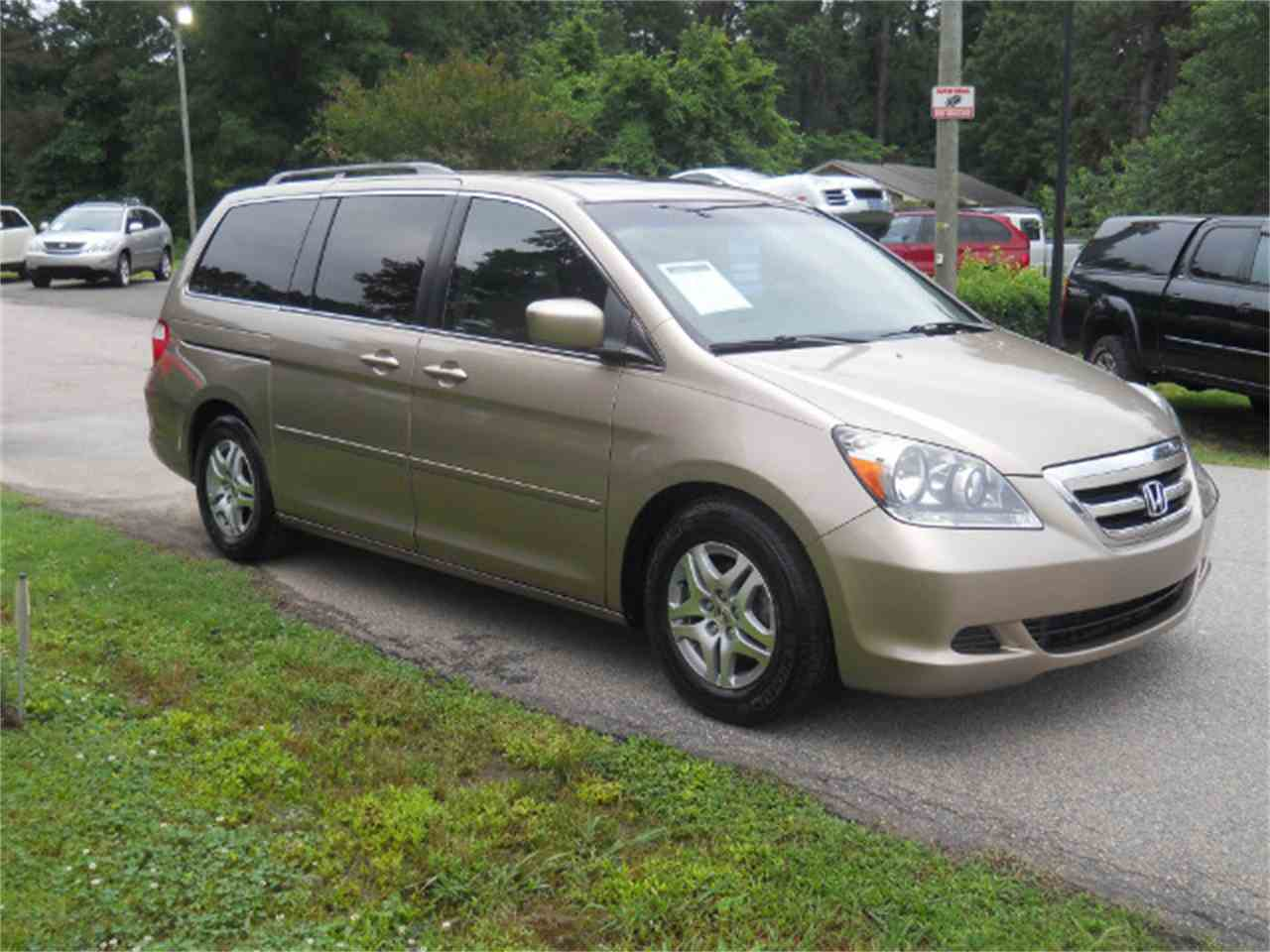 Large Picture of '06 Honda Odyssey - $7,450.00 - L5SG
