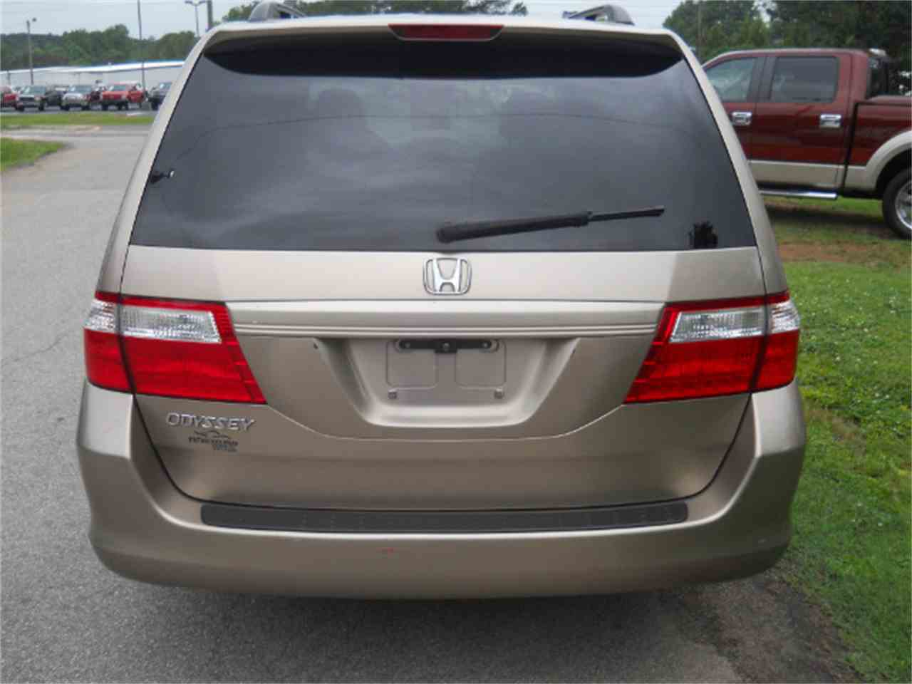 Large Picture of 2006 Honda Odyssey located in North Carolina - L5SG