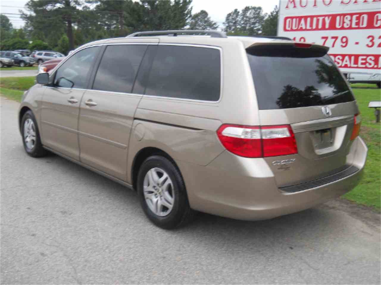 Large Picture of 2006 Odyssey - L5SG