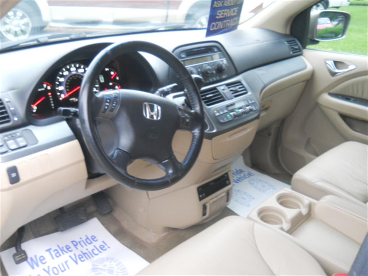Large Picture of 2006 Honda Odyssey - L5SG