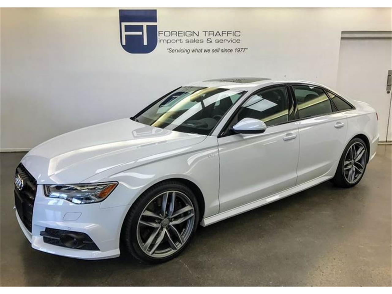 Large Picture of 2016 Audi S6 located in Allison Park Pennsylvania Offered by Foreign Traffic Import Sales & Service - L5SV