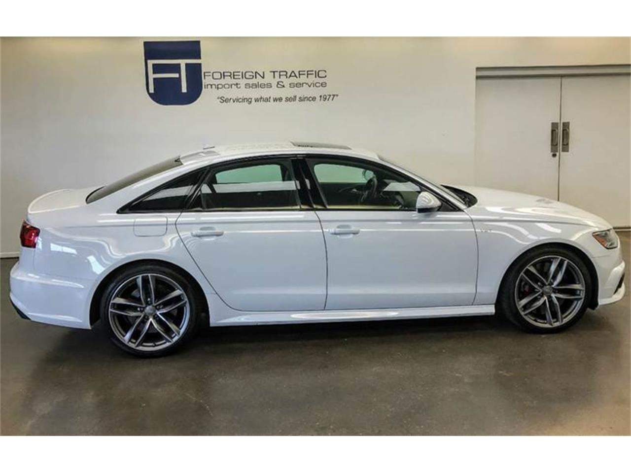 Large Picture of 2016 S6 - $59,950.00 Offered by Foreign Traffic Import Sales & Service - L5SV