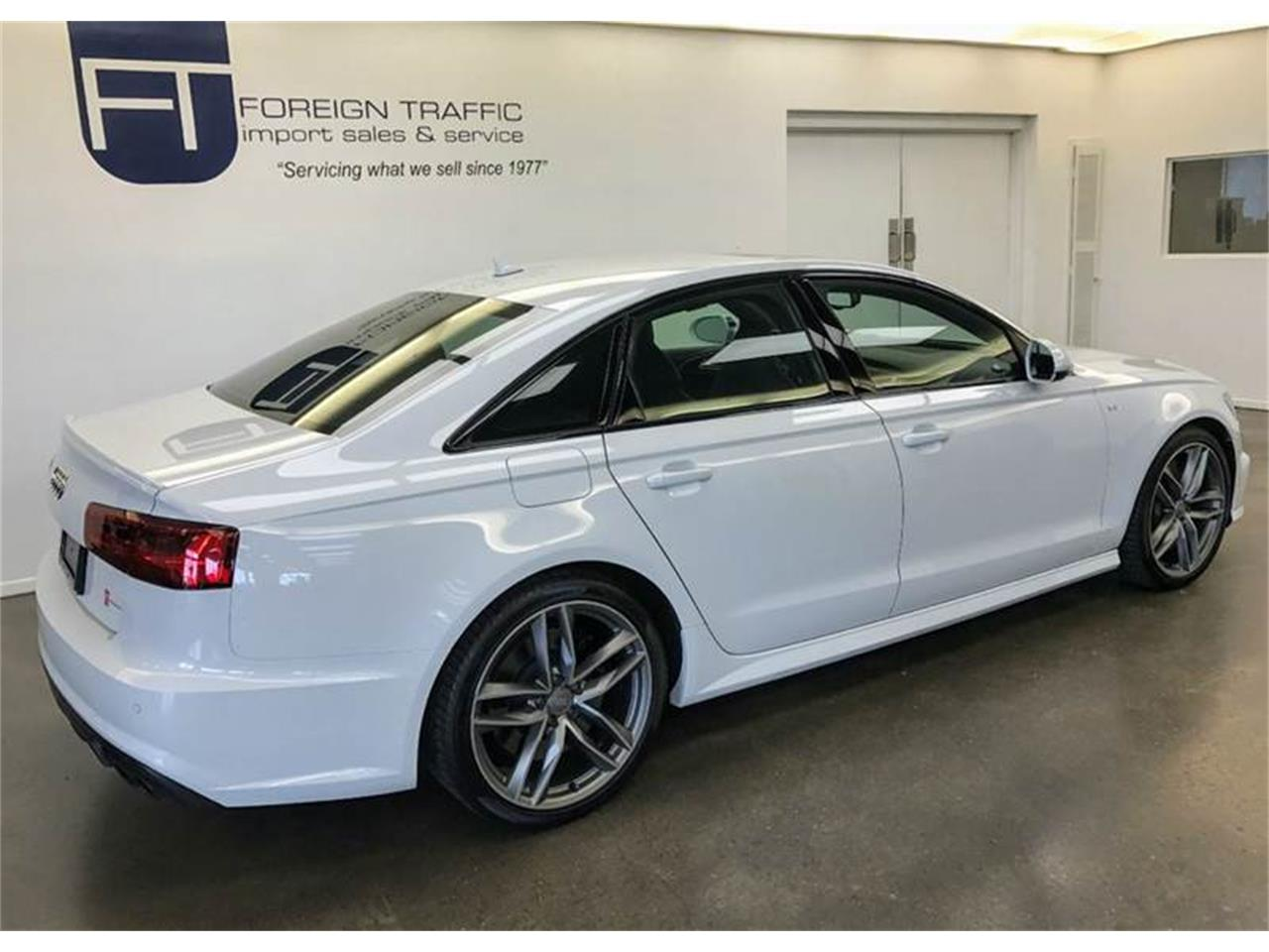 Large Picture of 2016 Audi S6 located in Allison Park Pennsylvania - L5SV