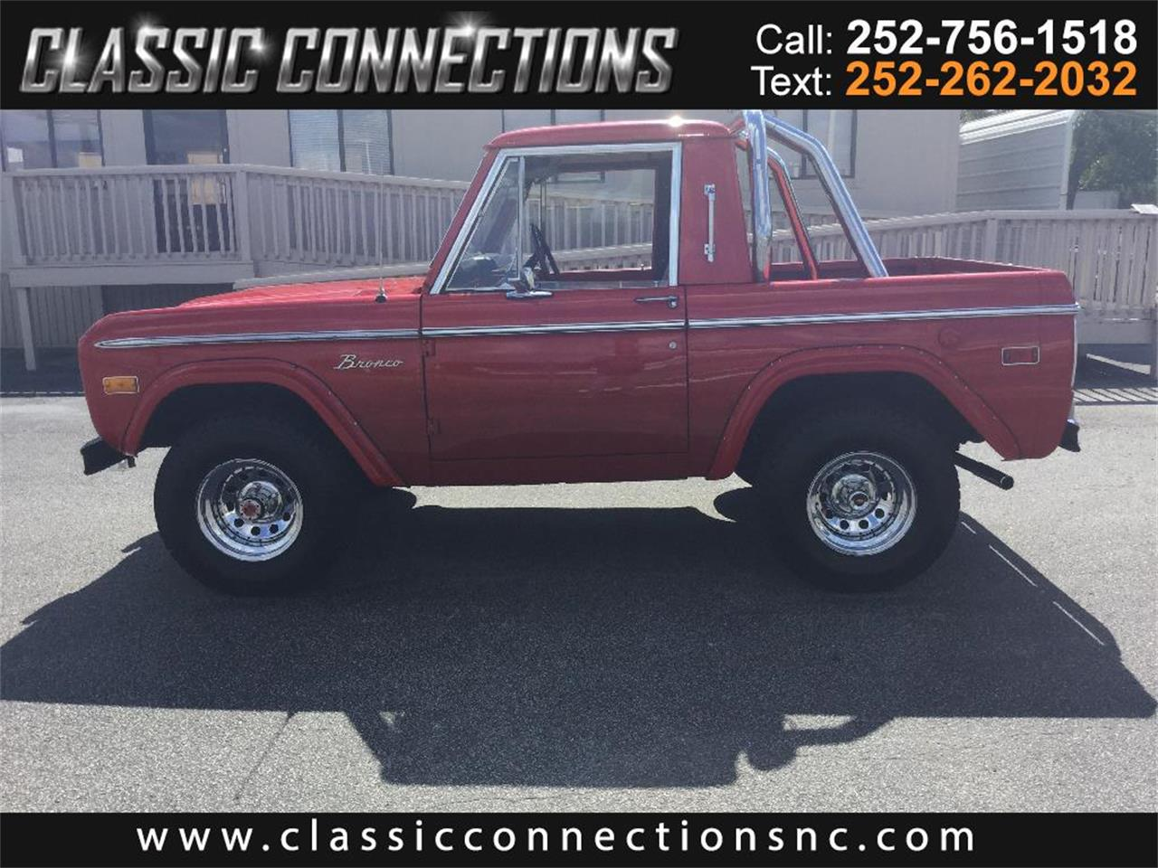 Large Picture of 1974 Ford Bronco - $39,999.00 Offered by Classic Connections - L5TD