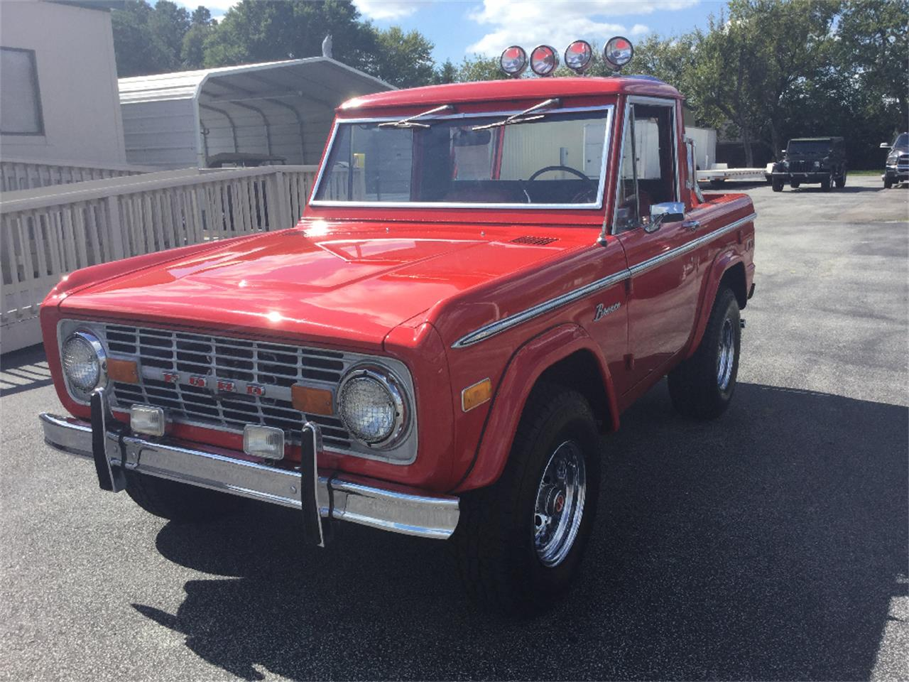 Large Picture of 1974 Bronco located in North Carolina - L5TD