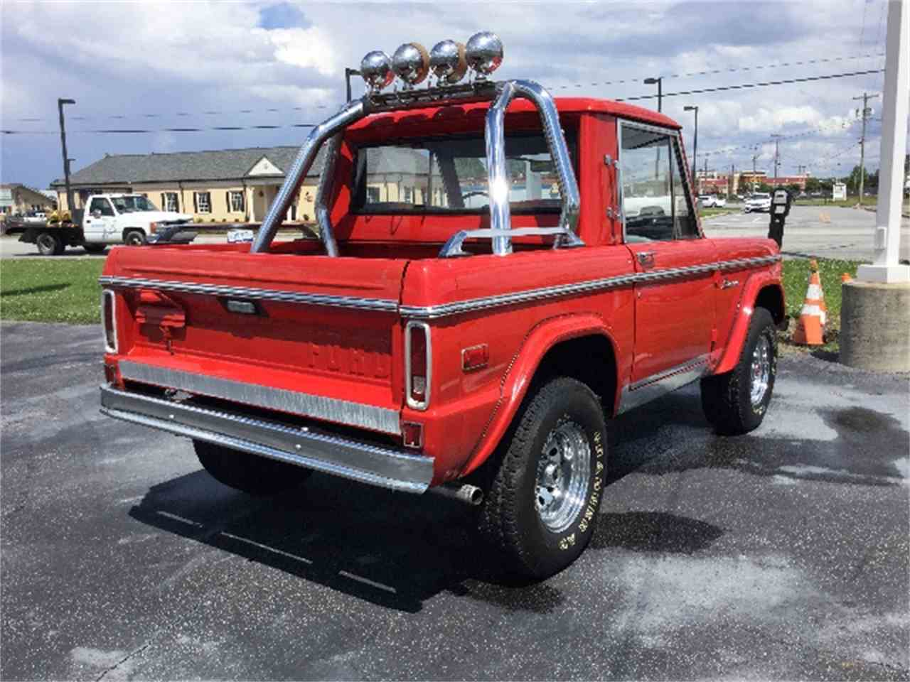 Large Picture of '74 Bronco - L5TD