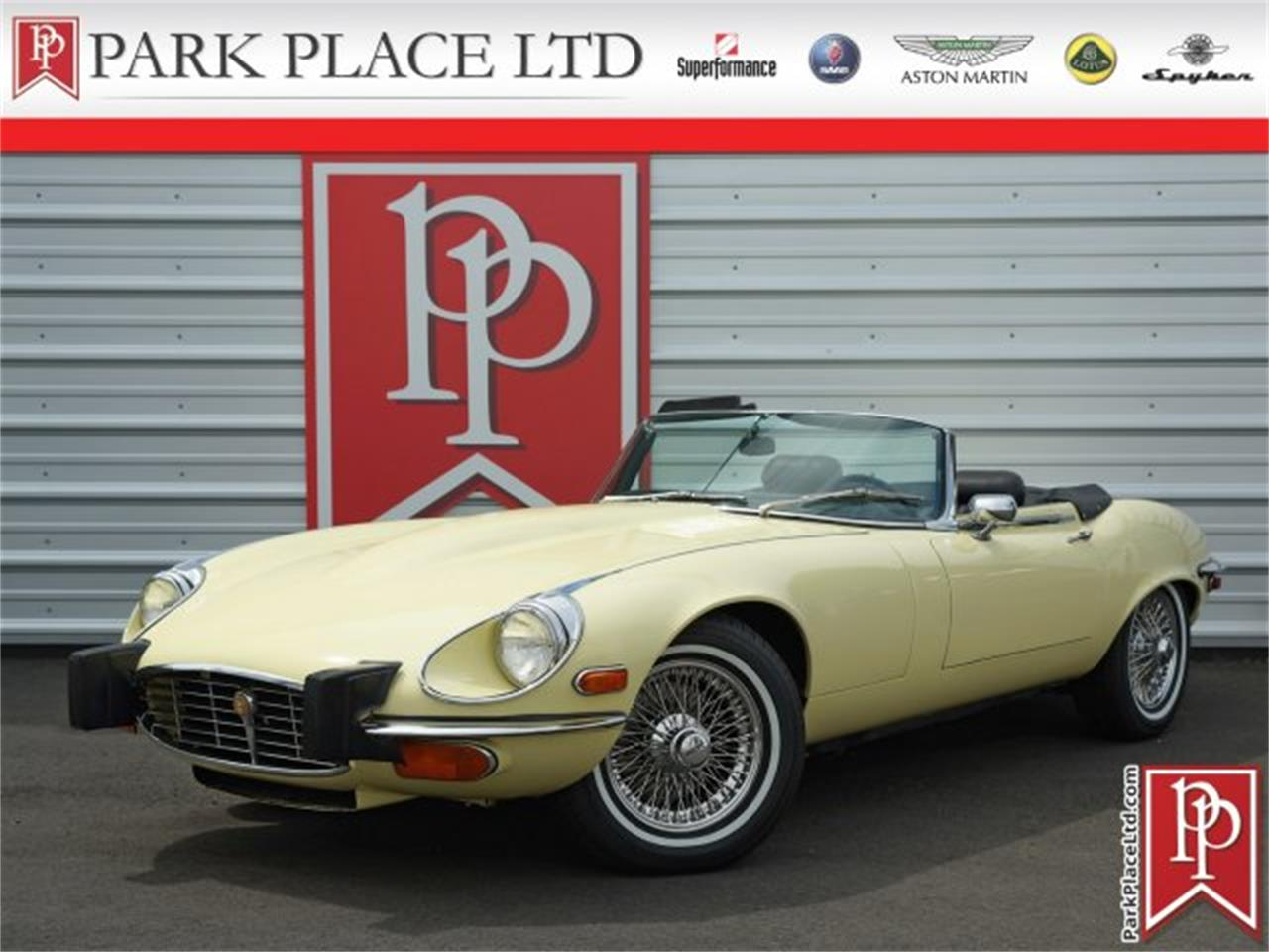 Large Picture of 1974 XKE located in Bellevue Washington Offered by Park Place Ltd - L5TJ