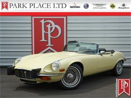 Picture of '74 Jaguar XKE located in Bellevue Washington Auction Vehicle Offered by Park Place Ltd - L5TJ