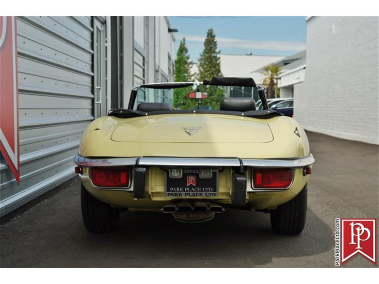 Large Picture of '74 XKE Offered by Park Place Ltd - L5TJ