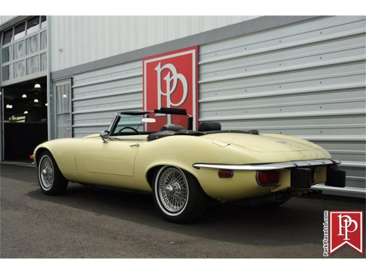 Large Picture of 1974 Jaguar XKE Auction Vehicle Offered by Park Place Ltd - L5TJ