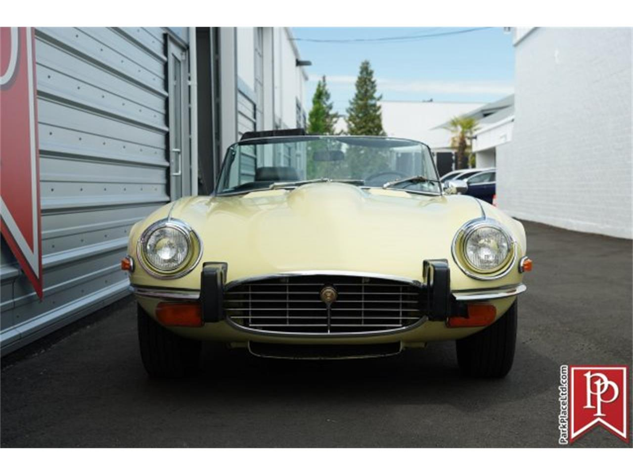 Large Picture of 1974 XKE located in Bellevue Washington Auction Vehicle Offered by Park Place Ltd - L5TJ