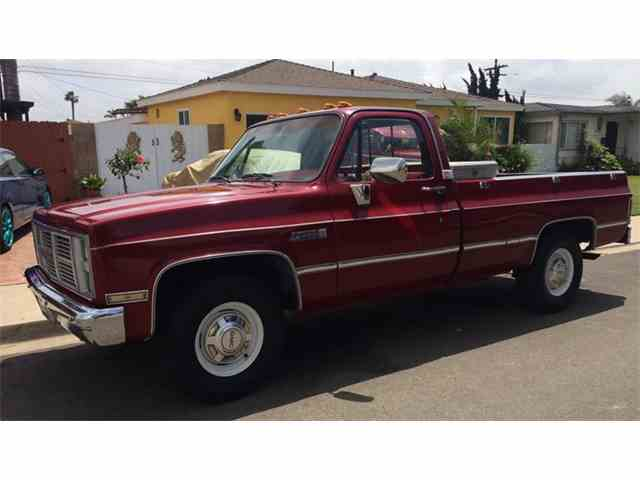 Picture of '85 Pickup - L0QK