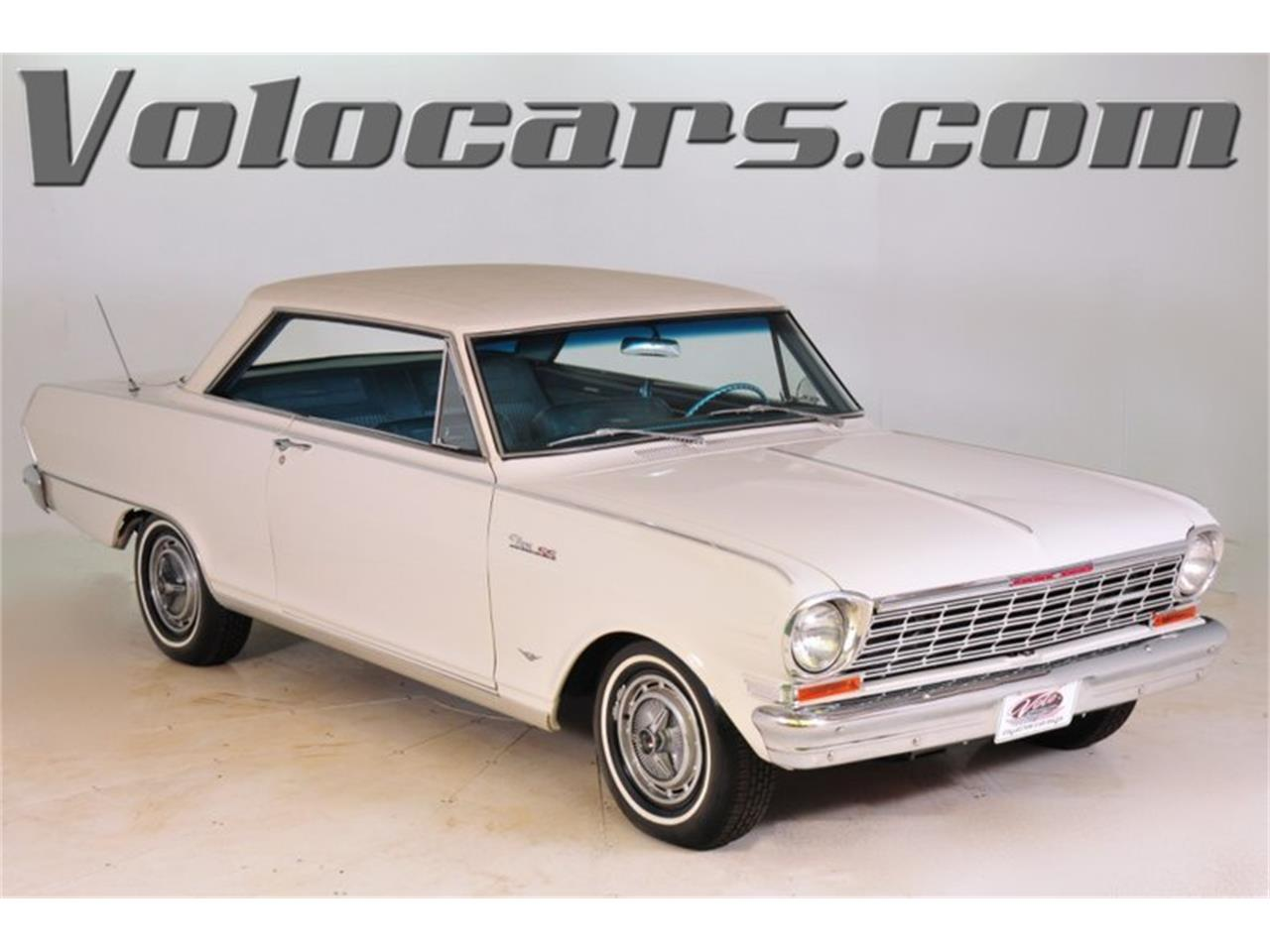 Large Picture of Classic 1964 Chevrolet Nova SS located in Illinois - $32,998.00 Offered by Volo Auto Museum - L5TT