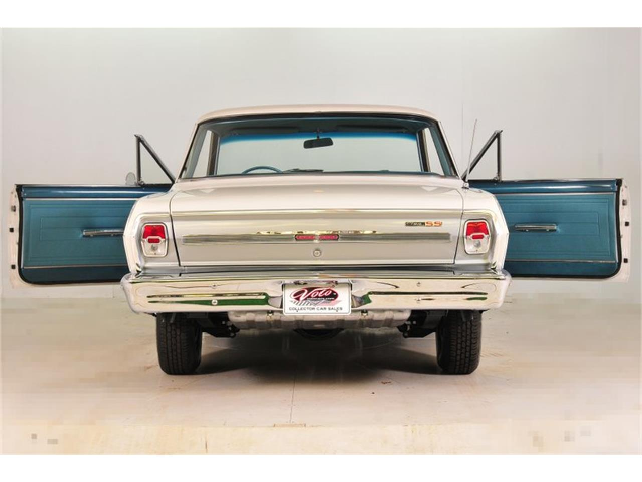 Large Picture of Classic 1964 Nova SS located in Volo Illinois - $32,998.00 Offered by Volo Auto Museum - L5TT