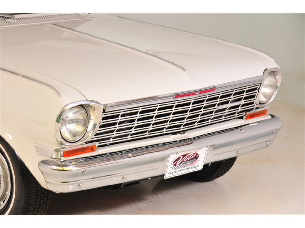 Large Picture of '64 Chevrolet Nova SS Offered by Volo Auto Museum - L5TT