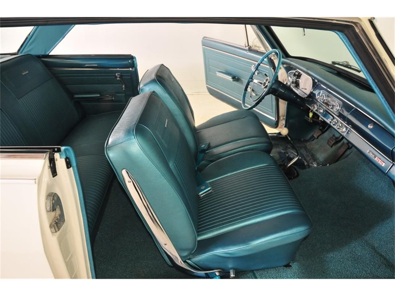 Large Picture of Classic 1964 Chevrolet Nova SS located in Volo Illinois Offered by Volo Auto Museum - L5TT