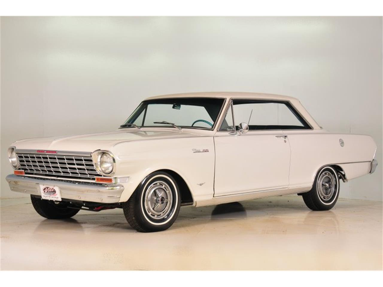 Large Picture of '64 Chevrolet Nova SS - $32,998.00 Offered by Volo Auto Museum - L5TT