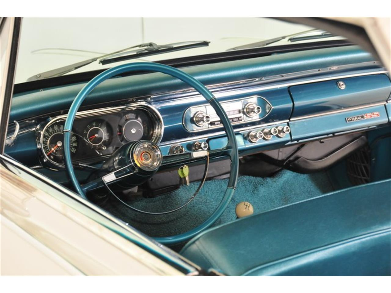 Large Picture of Classic 1964 Chevrolet Nova SS Offered by Volo Auto Museum - L5TT