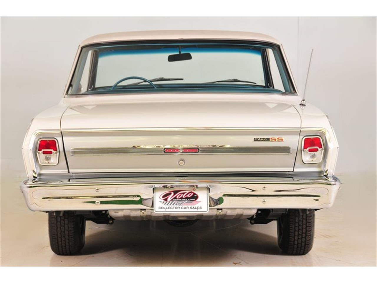 Large Picture of 1964 Nova SS Offered by Volo Auto Museum - L5TT