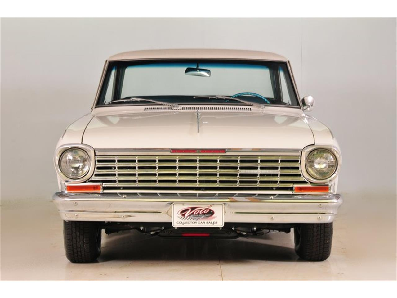 Large Picture of '64 Chevrolet Nova SS - $35,998.00 Offered by Volo Auto Museum - L5TT