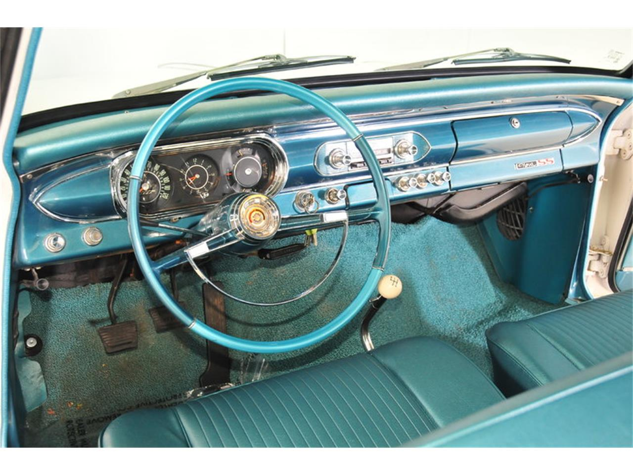 Large Picture of '64 Nova SS located in Volo Illinois Offered by Volo Auto Museum - L5TT