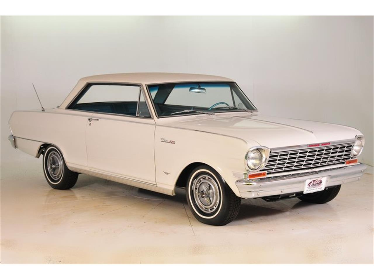 Large Picture of 1964 Nova SS located in Volo Illinois Offered by Volo Auto Museum - L5TT