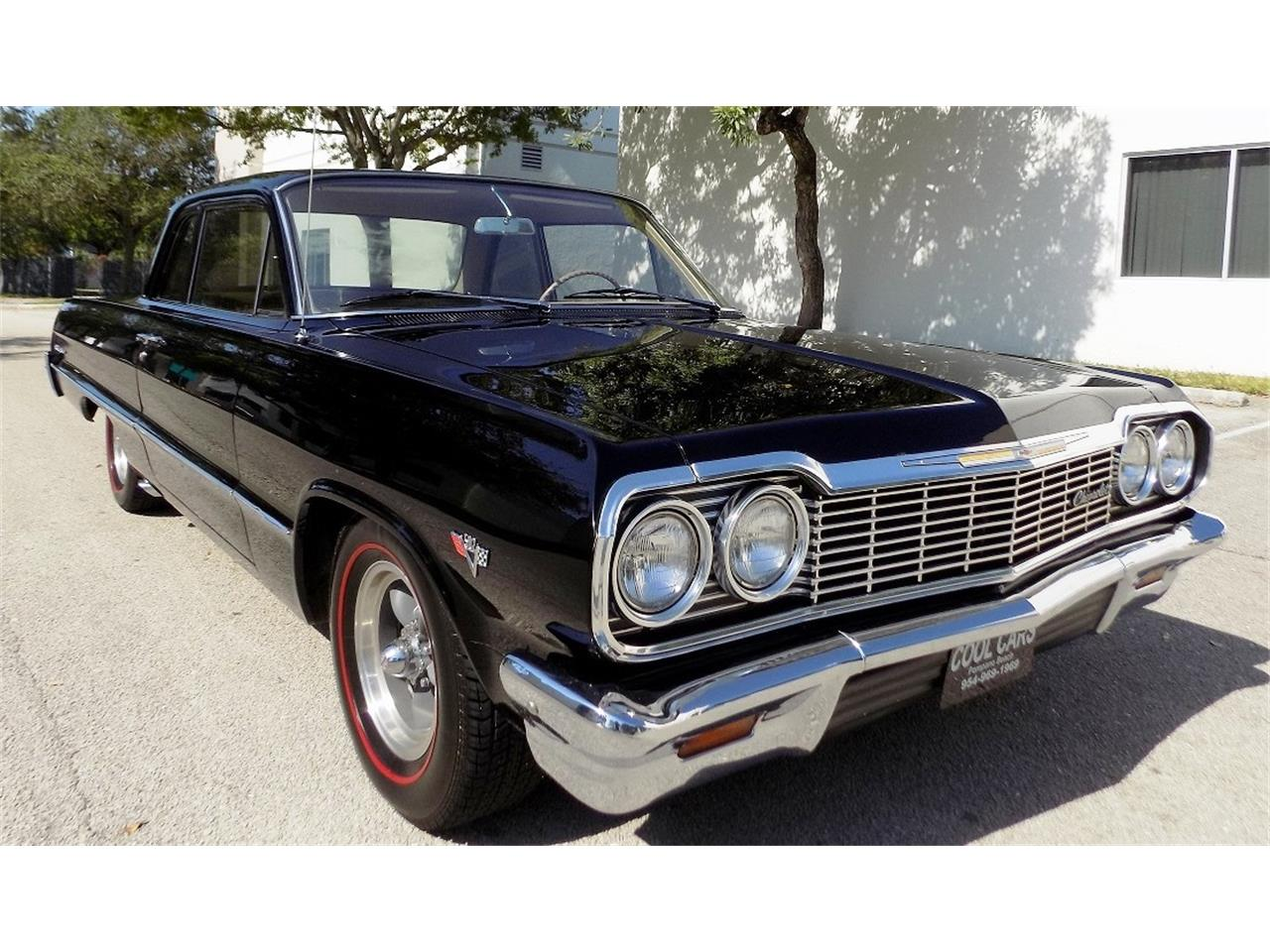 Muncie Car Dealers >> 1964 Chevrolet Biscayne for Sale | ClassicCars.com | CC-987356