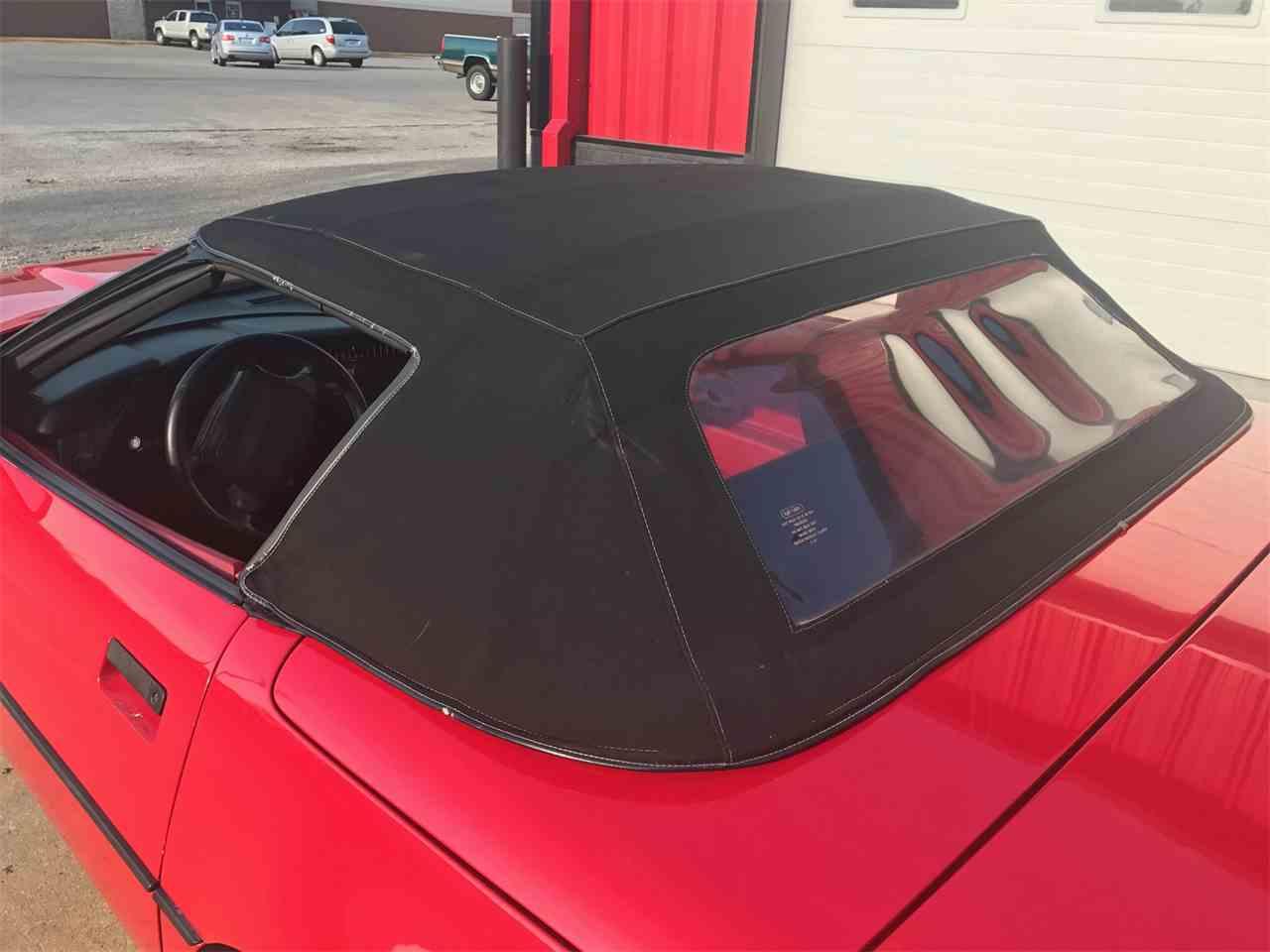 Large Picture of '90 Corvette - L5UQ