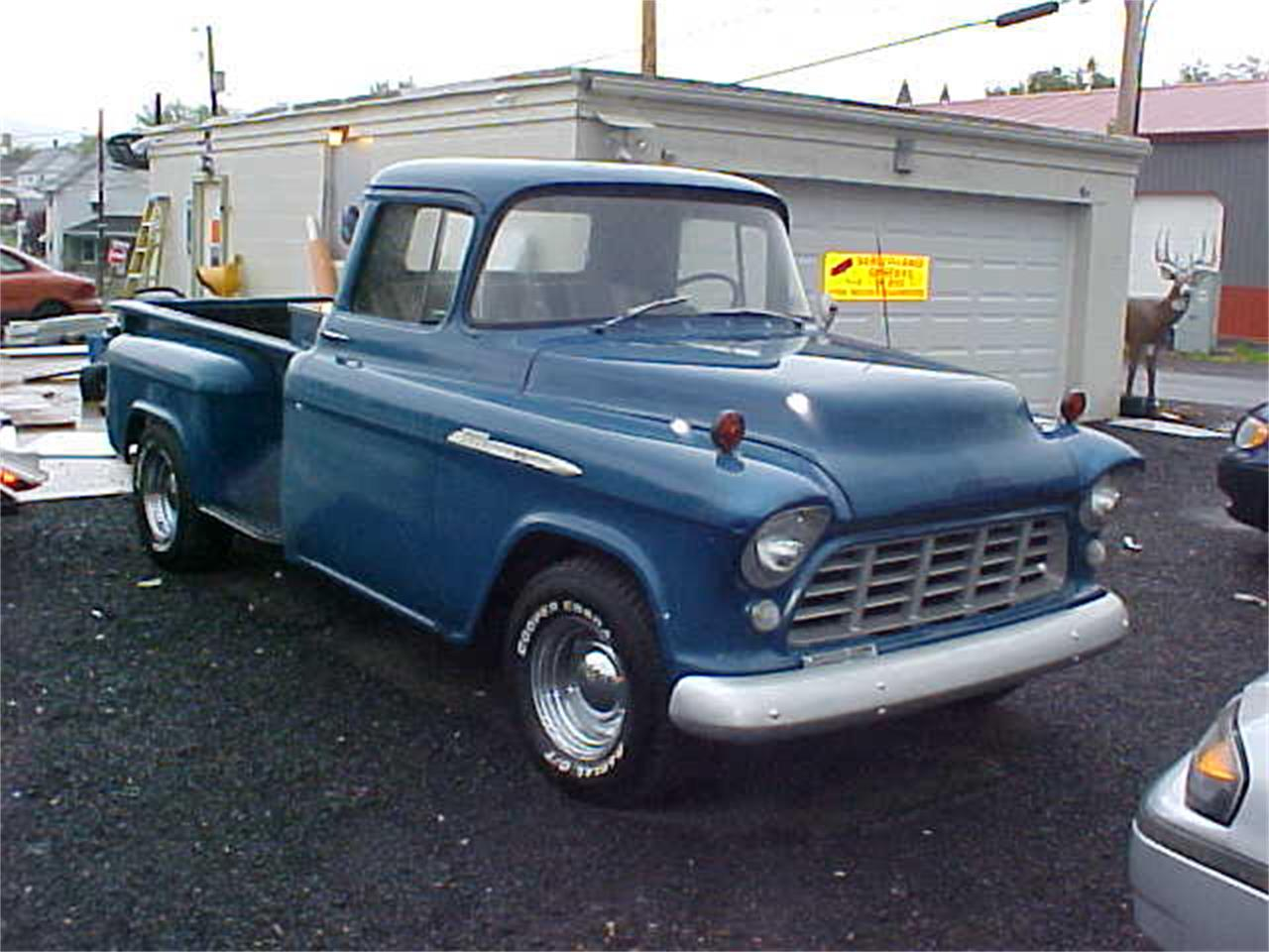 1955 Chevy Truck For Sale >> For Sale 1955 Chevrolet Pickup In Scranton Pennsylvania