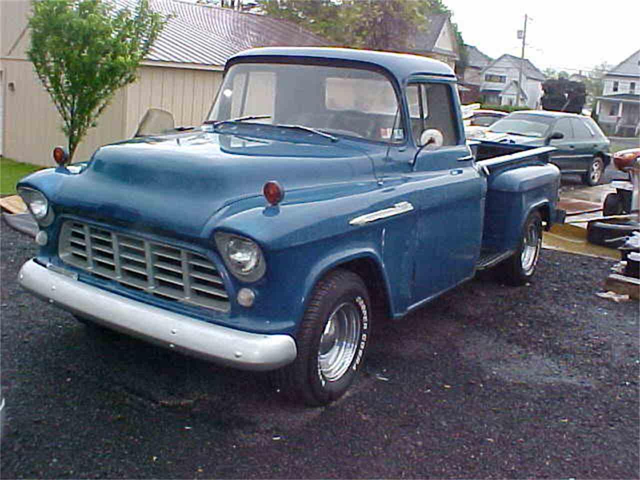 Large Picture of '55 Pickup - L5V5