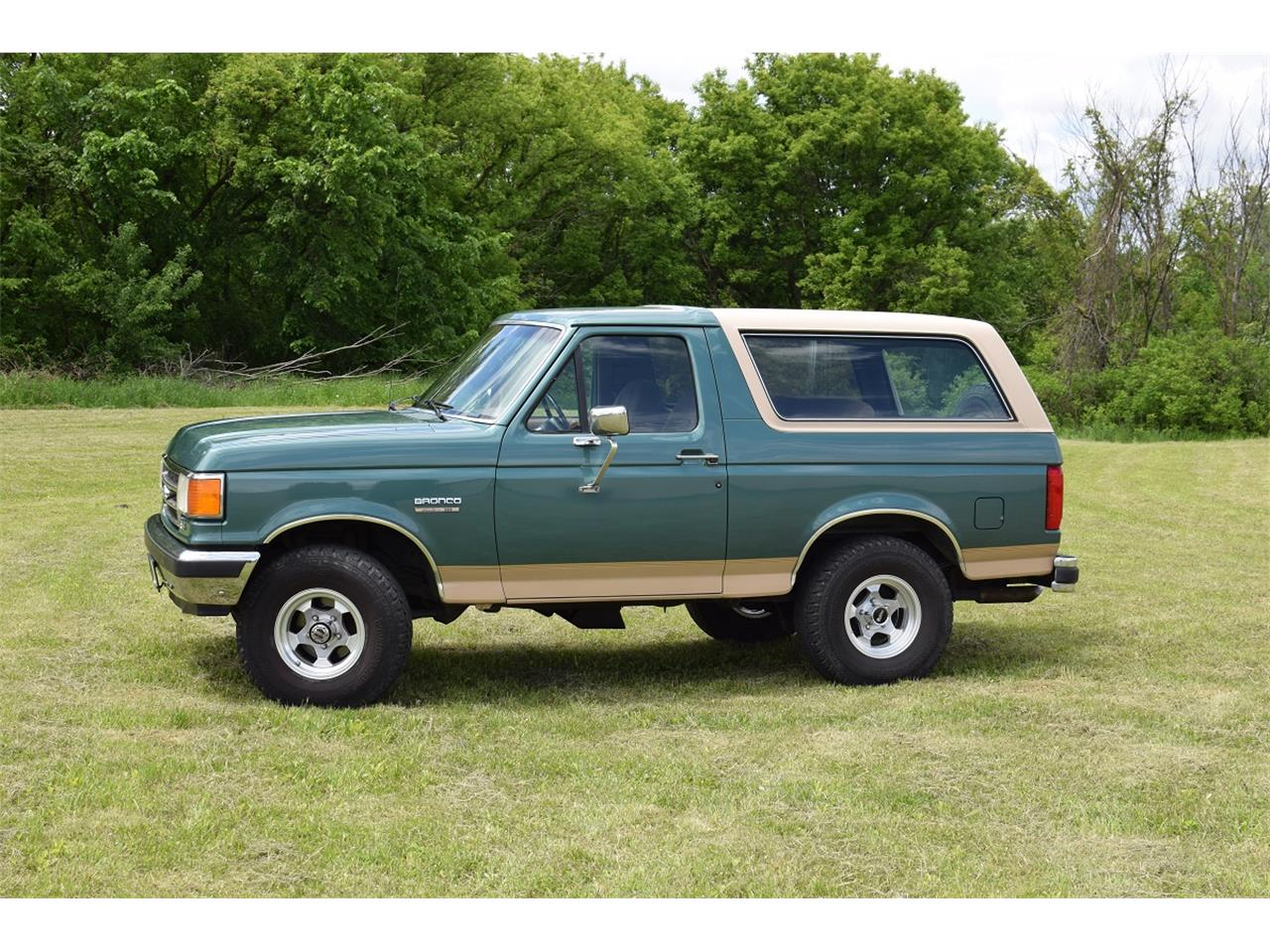 Large Picture of '98 Ford  Bronco - L5VG