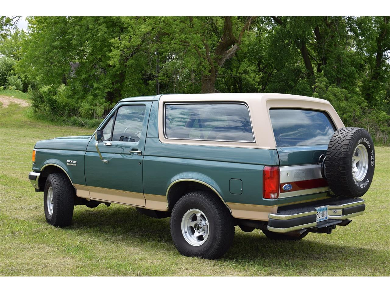 Large Picture of '98 Bronco - $22,500.00 - L5VG